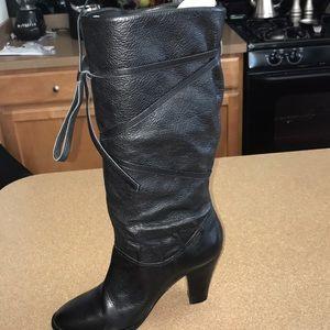 KORS Michael KORS Long Leather Boots